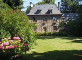 La Maison De Lalette, Gruchet-Saint-Siméon (рядом с городом Saâne-Saint-Just)