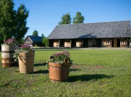 Holiday Village Suur Töll, Kuressaare (Lilbi yakınında)