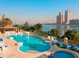 Hilton Cairo Zamalek Residences, Kahire (Imbābah yakınında)