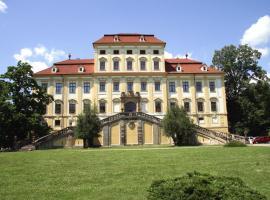 Zamek Cerveny Hradek