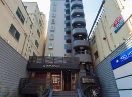 HOTEL MYSTAYS Shinsaibashi
