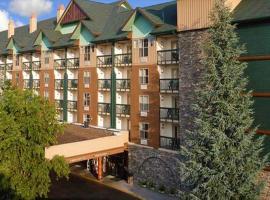 Grand Smokies Resort Lodge Pigeon Forge