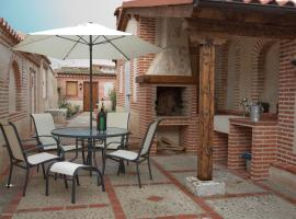 Casa Rural Villa Calera, Rueda (Medina del Campo yakınında)