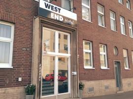 Hotel Westend, Köln (Lind yakınında)