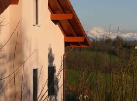 Villa Haute Savoie, Chessenaz (рядом с городом Éloise)