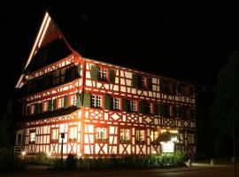 Hotel Garni Frohsinn, Uttwil