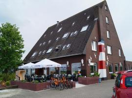 Hotel Restaurant Wattenschipper, Nordholz