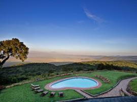 Ngorongoro Sopa Lodge, Ngorongoro