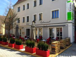 Hezelhof's Radl-Hotel, Wassertrüdingen