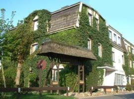 Hotel Garni Deichgraf, Büsum (Büsumer Deichhausen yakınında)