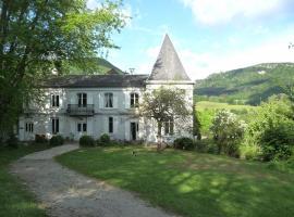Résidence de Vaux, Nans-sous-Sainte-Anne (рядом с городом Amancey)