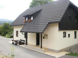 Guest House Korana, Плитвица-Село (рядом с городом Растовача)