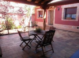 La Cochera de Don Paco, Fresno de Cantespino (Grajera yakınında)