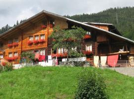 Pension Alpenblick, Hasliberg (Innertkirchen yakınında)