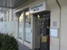 Hôtel Restaurant Des Lys, Ле-Кото (рядом с городом Neaux)