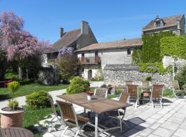 Relais du Silence - Le Pigeonnier du Perron, Availles en Chatellerault (рядом с городом Vouneuil-sur-Vienne)