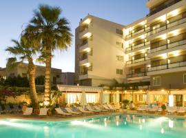 Best Western Hotel Plaza, Rhodos stad