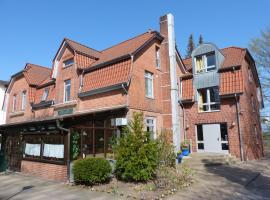 Forsthaus Bergedorf, Hamburg (Wentorf bei Hamburg yakınında)