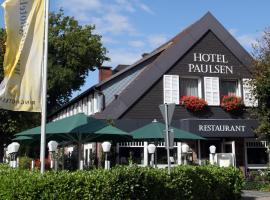 Ringhotel Paulsen, Zeven (Weertzen yakınında)