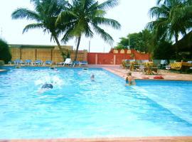 Accra Royal Castle Apartments & Suites, Kwabenya (рядом с городом Бой)