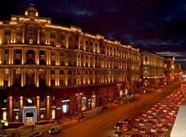 Мегаполис Тверская