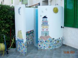 Casa Micheletti, Rodia (San Saba yakınında)