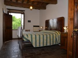 Villa Pascolo, Costacciaro