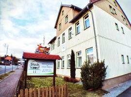 Blechleppel - Die Pension im Harz, Benneckenstein