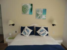 Casa Blue Dreams, Contadora