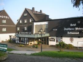 Jagdhaus Weber, Herscheid (Stöpplin yakınında)