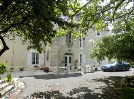 Château Ardilleux, Ardilleux (рядом с городом Hanc)