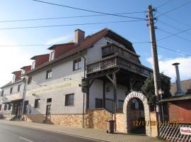 Gästehaus Zur Sorge, Pennewitz (Herschdorf yakınında)