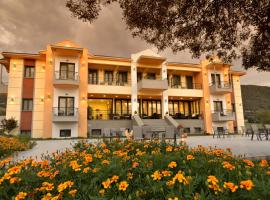 Filoxenia Hotel, Янина (рядом с городом Manteio)