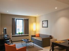 Aparthotel Castelnou, Ghent