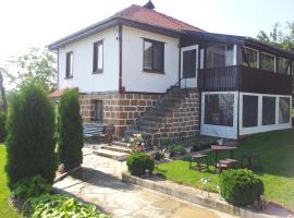 Guest House Relax, Dŭbravka (Stakevtsi yakınında)