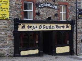 Jack O'Rourke's Bar & Accommodation, Abbeyfeale (рядом с городом Templeglantine)