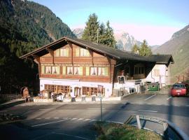 Hotel Stalden, Lütschental (Stalden yakınında)