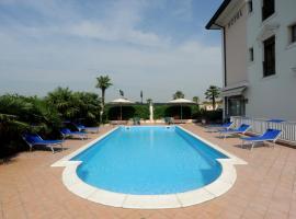 Hotel Master, Albignasego (Maserà di Padova yakınında)