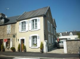 Maison Sebline, Карантан (рядом с городом Saint-Hilaire-Petitville)