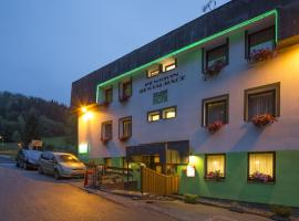 Pension & restaurace Zelený Mlýn