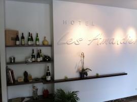 Inter-Hotel Les Amandiers, Турнон-сюр-Рон (рядом с городом Tain-l'Hermitage)