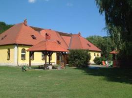 Kisecset-vendégház, Kisecset (рядом с городом Terény)
