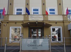Hotel Chmielna Warsaw