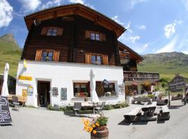 Alpenblick, Juf (Bivio yakınında)