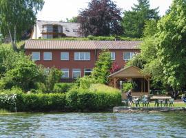 Gasthof am See, Seedorf (Kneese Dorf yakınında)