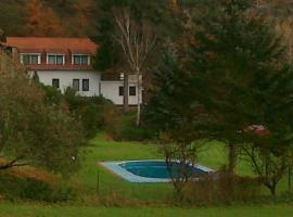 Villa Stastny, Bechyně (Nuzice yakınında)