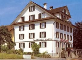 Gasthaus zum Kreuz, Luzern (Merlischachen yakınında)