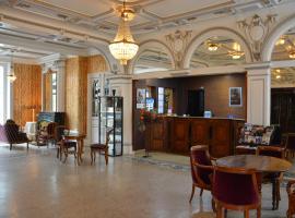 Hotel The Originals Bourg-en-Bresse Gare Terminus (ex Qualys-Hotel)