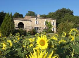 Chambres d'Hotes Domaine de la Capelle, Saint-Martin-Lalande (рядом с городом Saint-Papoul)