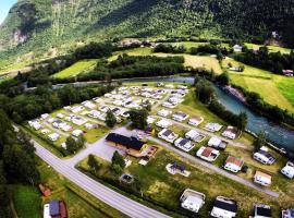 Valldal Camping, Valldal
